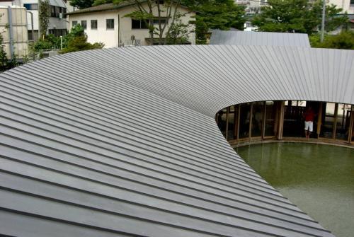 titánzinková strecha