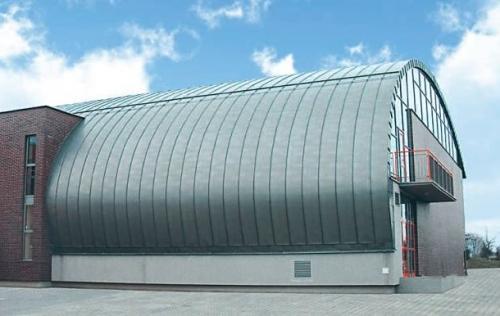 strecha z titanzinku